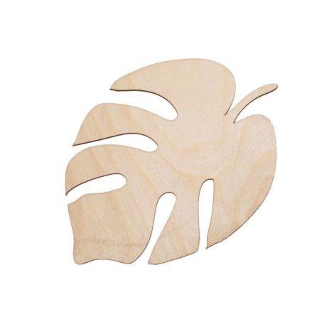 Φύλλο ξύλινο 19x18,3x0,3εκ.