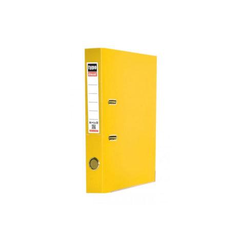 Κλασέρ PP με μηχανισμό 4/32 Κίτρινο
